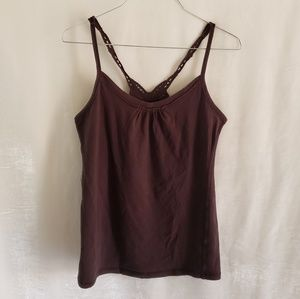 Color Story Tank Top Size Large